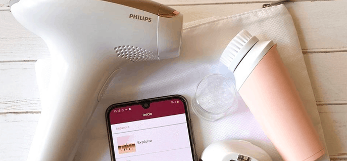 Lumea Advanced de Philips
