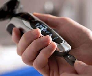autonomia máquina de afeitar