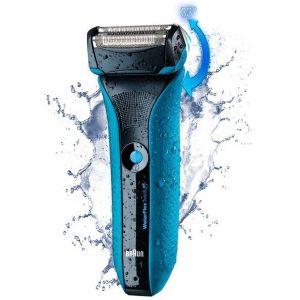 Braun - Series 5 - Waterflex azul