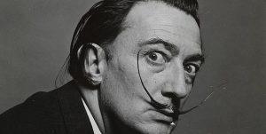 bigote Dalí