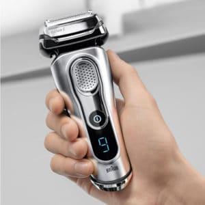 afeitadora de láminas moderna