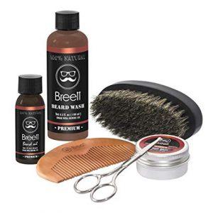 kit de limpieza para barba para principiante
