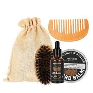 kits de limpieza y cuidado para barba