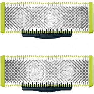 cuchillas de una máquina de afeitar