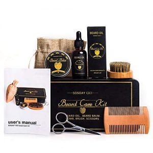 kit de limpieza para barba todo en uno