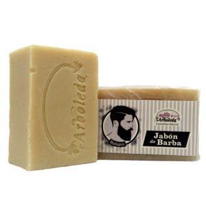 jabón para barba solido