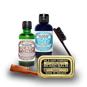 kit de limpieza para barba