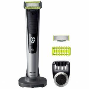 máquina de afeitar eléctrica compacta
