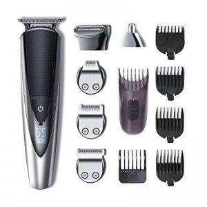 máquina de afeitar y accesorios
