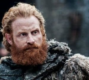 barba salvaje