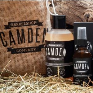kit de limpieza para barba Camden