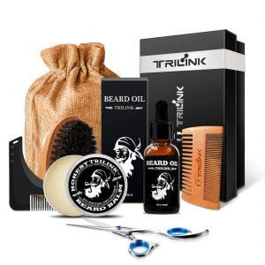 kit para el cuidado del bigote
