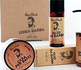 kit de limpieza para barba beard line