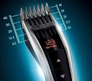 cortapelos moderna