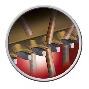 funcionamiento de cortapelos Remington