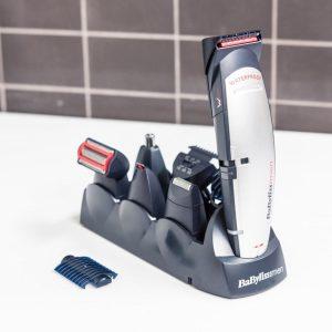 barbero imepermeable