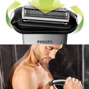 afeitadora corporal Philips