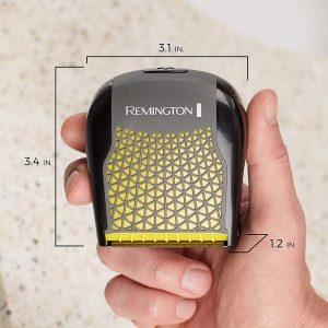 afeitadora corporal remington compacta
