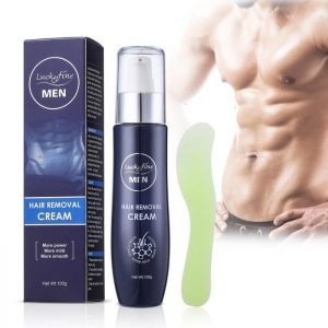 crema depiladora suave para hombre
