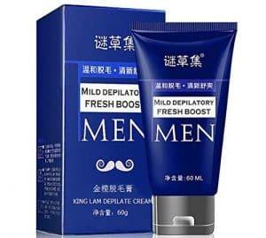 crema depiladora hombre