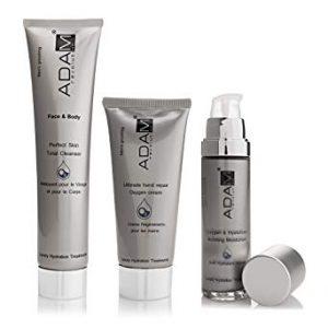 kit de limpieza facial para hombre