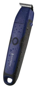 afeitadora corporal remington azul