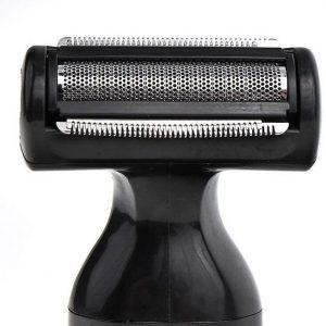 cuchillas de una afeitadora corporal