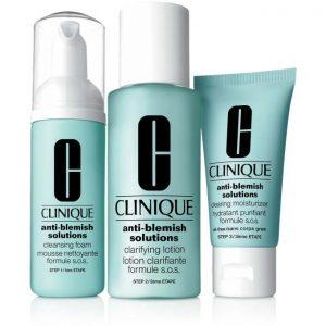 kit de limpieza facial completo