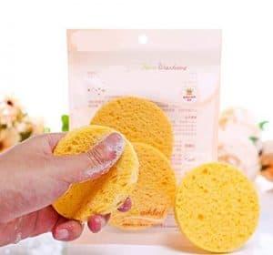 pack de esponjas faciales