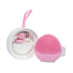 Limpiador facial eléctrico