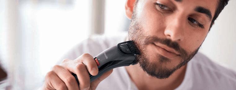 recortadora para barba de 3 días